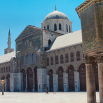 The Great Mosque of Damascus, Photo courtesy of: Marc Pelletreau